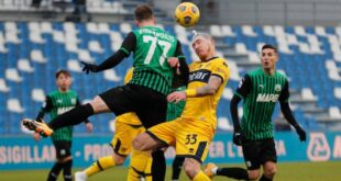 VIDEO: Gli highlights di Sassuolo-Parma 1-1