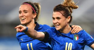 nazionale italiana italia femminile euro 2022