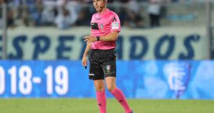 Arbitro Milan-Sassuolo: c'è Sacchi di Macerata. Precedenti e squadra arbitrale