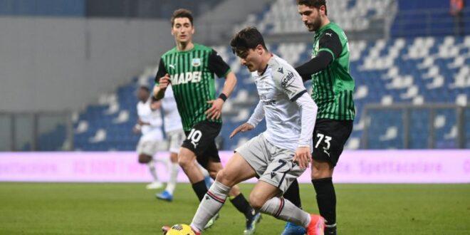 highlights sassuolo-bologna 1-1