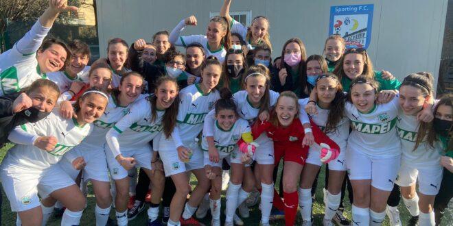 Sassuolo Primavera Femminile, che batosta con l'Hellas Verona! A Chiozza finisce 0-5