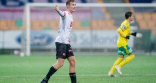 Calciomercato Sassuolo: piace il norvegese Sivert Mannsverk del Sogndal