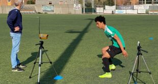 Alessandro Iodice, Test Mapei Under 18