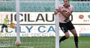 Calciomercato Sassuolo, piace Lorenzo Lucca del Palermo
