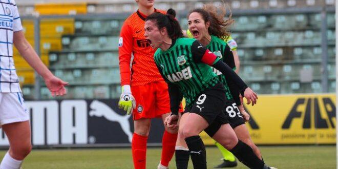 Valeria Pirone Napoli Inter