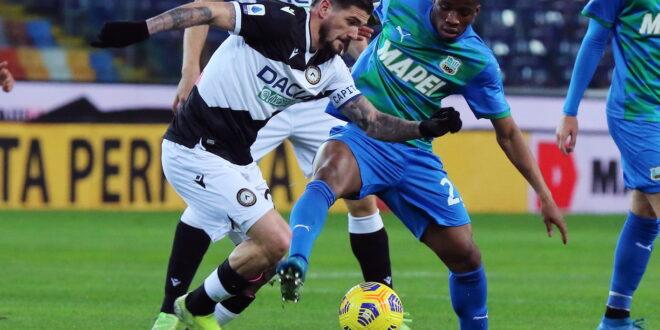 udinese-sassuolo highlights video
