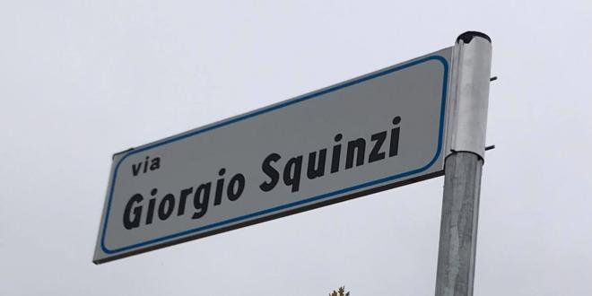 Via Giorgio Squinzi, Mapei Football Center