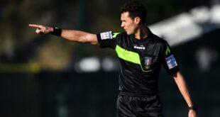 Arbitro Sassuolo-Sampdoria: designato Gariglio di Pinerolo. Precedenti e squadra arbitrale