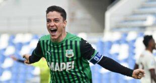 Calciomercato Sassuolo: l'Inter vuole Raspadori, pronto a offrire Pinamonti