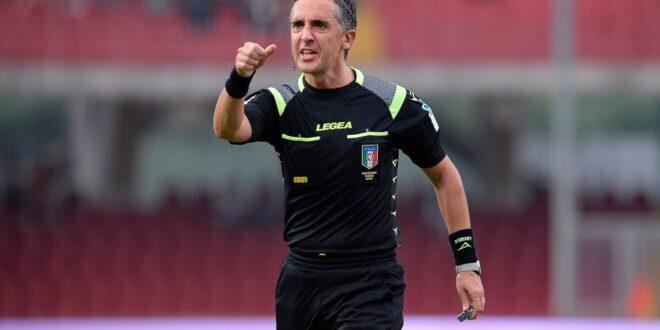 sassuolo-fiorentina arbitro