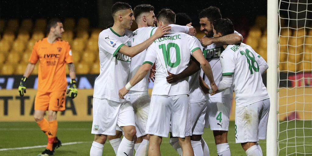 video highlights benevento-sassuolo 0-1