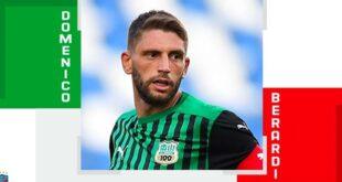 Made in Italy: Berardi è miglior italiano della 31^ giornata di Serie A