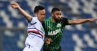 highlights sassuolo sampdoria 1-0