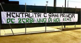 """La Curva si schiera con De Zerbi: """"Mentalità e sani principi"""""""