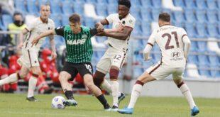video highlights sassuolo-roma 2-2