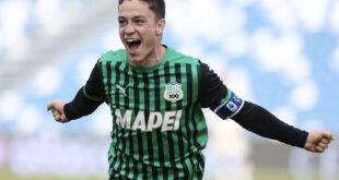 CIES: Sassuolo quinto in Serie A per minutaggio di giocatori Under 21