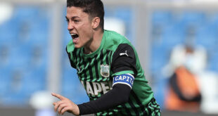 """Raspadori dopo Milan-Sassuolo 1-2: """"Non siamo mai morti. Il lavoro duro paga sempre"""""""