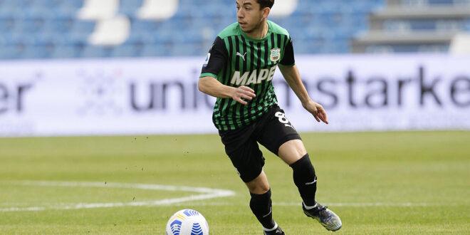 Maxime Lopez L'Equipe Sassuolo Olympique Marsiglia