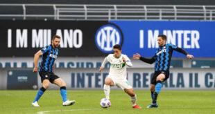 highlights inter-sassuolo 2-1