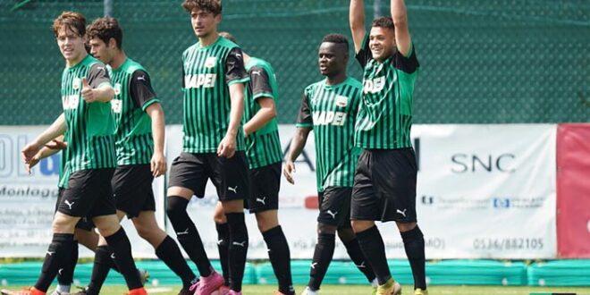 Sassuolo Under 18: rinviato a domani l'infrasettimanale contro l'Atalanta