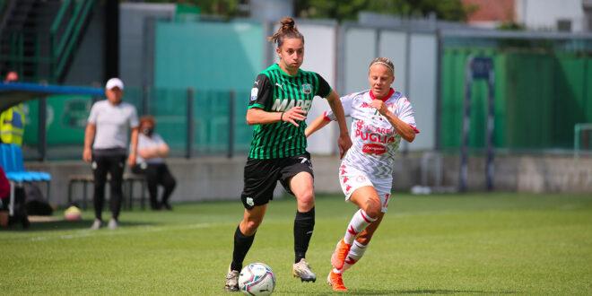 Serie A Femminile, il Sassuolo piega la Pink Bari per 1-0 al Ricci