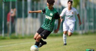Calciomercato Sassuolo: Raffaele Sarnelli lascia l'Under 18 e torna al Castelvetro