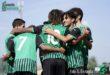 Sassuolo Under 18: la Juventus non parteciperà al campionato