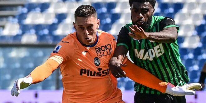 sassuolo-atalanta 1-1 numeri boga gollini