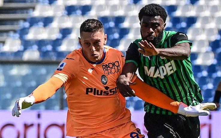 boga gollini sassuolo-atalanta 1-1