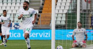 I numeri di Parma-Sassuolo 1-3: tanti tiri in porta e gran numero di palloni giocati
