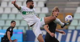"Defrel dopo Parma-Sassuolo: ""Era importante vincere, ora facciamo una grande partita con la Lazio"""