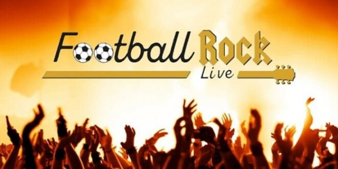 Caputo Football Rock Live