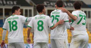 Parma-Sassuolo 1-3: la speranza c'è ancora, ma con un po' di magone per l'addio di De Zerbi