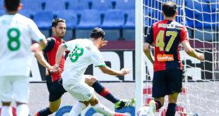 Serie A, le probabili formazioni di Genoa-Sassuolo: Raspadori torna al centro dell'attacco