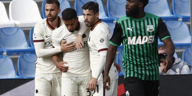 uefa europa conference league roma sassuolo