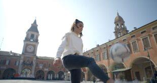 Benedetta Orsi protagonista della docuserie Campionesse su Rakuten TV