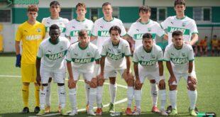 giovanili sassuolo tabellone calciomercato