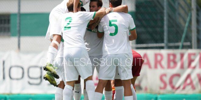 FINALE Sassuolo-Roma Under 18 3-2: i 2003 chiudono con una vittoria