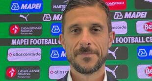 """Dionisi dopo Sassuolo-Sudtirol 0-0: """"Non so se ritroverò Locatelli. Sto imparando a conoscere tutti"""""""