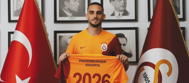 Berkan Kutlu Galatasaray