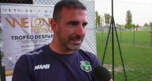 Ex Sassuolo: Christian Papalato promosso alla Fiorentina Under 18