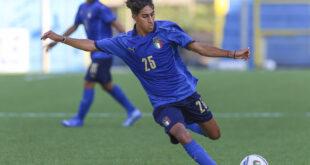 Italia Under 17, Bruno confermato nei 20 convocati per la prima fase di qualificazione europea