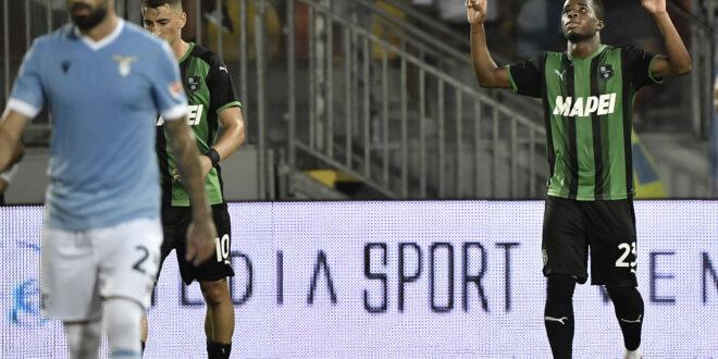Junior Traore Lazio Sassuolo