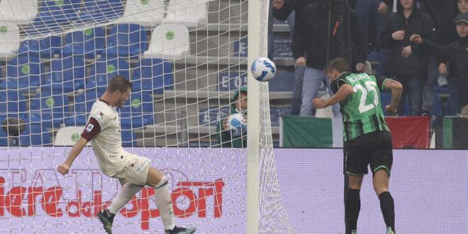 highlights sassuolo salernitana 1-0