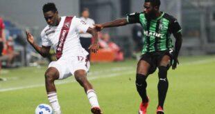 VIDEO: gli highlights di Sassuolo-Torino 0-1