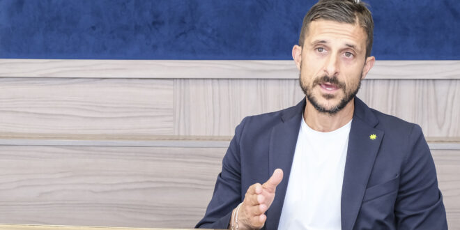 Alessio Dionisi UEFA Pro