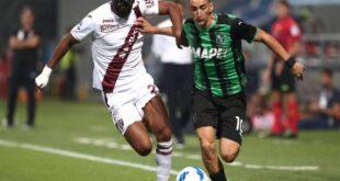 Sassuolo-Torino 0-1: la strameritata randellata di Juric