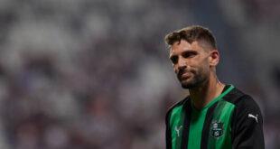 """Domenico Berardi: """"Volevo lasciare il Sassuolo, ma sono rimasto e darò il 100%"""""""