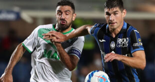 Pagelle dei Tifosi: i risultati di Atalanta-Sassuolo 2-1