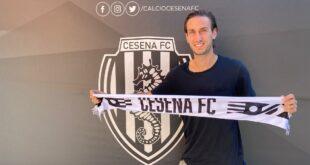 Simone Missiroli ricomincia dal Cesena